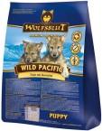 Сухой корм Wolfsblut Wild Pacific Puppy Дикий океан из 6 видов рыбы для щенков