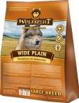 Сухой корм Wolfsblut Wide Plain Large breed Широкая равнина из конины для собак крупных пород