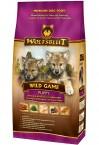 Сухой корм Wolfsblut Wild Game Puppy Дикая игра с птицей и бататом для щенков