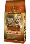 Сухой корм Wolfsblut Deep Glade Puppy с олениной, буйволом и бататом для щенков
