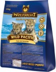 Сухой корм Wolfsblut Wild Pacific Puppy Large Breed Дикий океан для щенков крупных пород