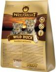 Сухой корм Wolfsblut Wild Duck Puppy Дикая утка для щенков