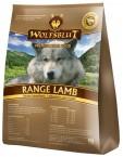 Сухой корм Wolfsblut Range Lamb Adult Ягненок с рисом для взрослых собак