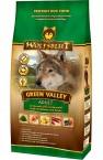 Сухой корм Wolfsblut Green Valley Adult Зеленая долина из ягненка и лосося для взрослых собак