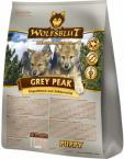 Сухой корм Wolfsblut Grey Peak Puppy Седая вершина из бурской козы для щенков
