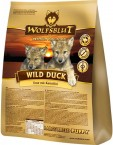 Сухой корм Wolfsblut Wild Duck Puppy Large breed Дикая утка для щенков крупных пород
