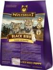 Сухой корм Wolfsblut Black Bird Puppy Large breed Черная птица для щенков крупных пород