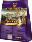 Сухой корм Wolfsblut Black Bird Puppy Черная птица из индейки с бататом для щенков